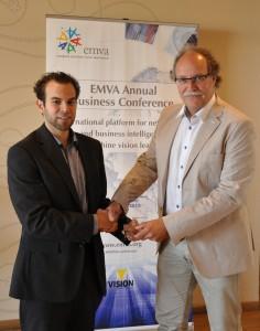 EMVA_YPA_Winner_2015_Benjamin_Busam-EMVA_President_Jochem_Herrmann