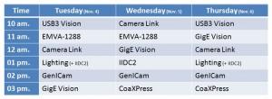 VISION_STD_Tut_Schedule
